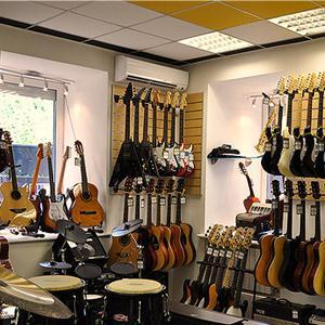 Музыкальные магазины Шелаболихи