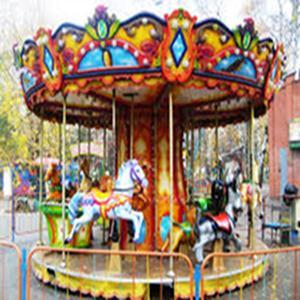Парки культуры и отдыха Шелаболихи