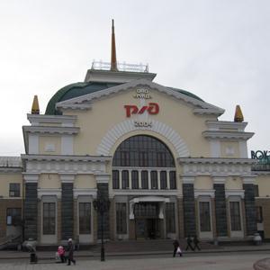 Железнодорожные вокзалы Шелаболихи